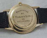 1965 9K Longines Manual Wristwatch (7 of 7)