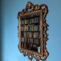 Victorian Gesso Wall Mirror (2 of 19)