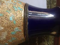 Pair of Royal Doulton Lambeth Vases (3 of 3)