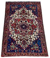 Antique Bakhtiar Rug (2 of 10)