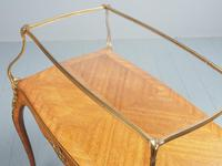 Victorian French Walnut Etagere or Side Table (14 of 15)