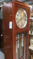 Art Deco Eight Day Chiming Longcase Clock, Fabulous Piece (13 of 13)