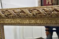 20th Century Rococo Style Gilt Wall Mirror (7 of 7)