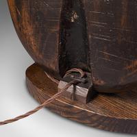 Antique Tall Ship's Block Lamp, English, Maritime, Nautical, Light, Victorian (12 of 12)
