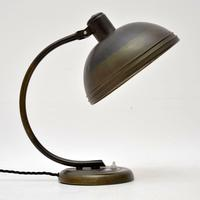 1940's Vintage Bauhaus Style Desk Lamp (4 of 6)