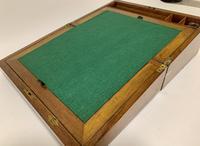 Victorian Walnut Writing Slope Box (9 of 15)