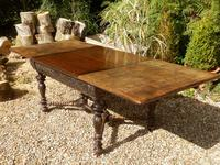 Oak Victorian Extending Dining Table (3 of 7)