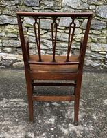 Antique Country Oak Armchair (9 of 14)