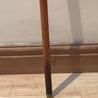 Gentleman's Horn Handle Dagger Walking Stick (2 of 19)
