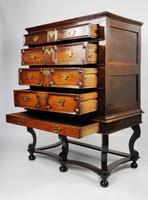 Late 17th Century Oak Chest on Stand (11 of 15)