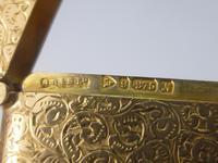9ct Gold Vesta (4 of 8)