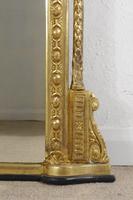 Victorian Gilt Overmantle Mirror (10 of 12)