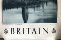 9 Original  Photogravure Printed Travel Posters from the Series 'Britain' by the Travel Association (14 of 18)