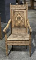 18th Century French Wainscot Armchair (2 of 5)