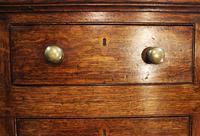 Georgian Oak Cupboard Dresser. North Wales c.1800 (4 of 9)