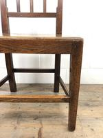 Pair of 19th Century Oak Farmhouse Chairs (9 of 13)