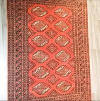 Antique Afghan Rug (2 of 3)