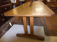 Early 20th Century Oak Table (2 of 6)