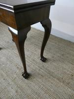 Neat English 18thc Turn Over Top Table (10 of 12)