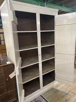 Victorian Painted Kitchen Cupboard (2 of 2)