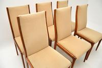 Set of 6 Danish Rosewood Vintage Dining Chairs (4 of 11)