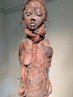 Stunning Africa Yoruba Votive Statue, Antique (3 of 7)