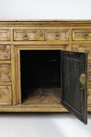 Geometric Oak Dresser Base (5 of 14)