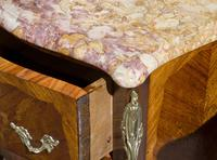 French Kingwood Bedside Cabinets (4 of 8)