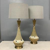 Pair of Vintage Moroccan Style Lamps (6 of 8)
