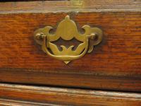 Solid Georgian Style Oak Dresser Base Sideboard by Titchmarsh & Goodwin (5 of 22)