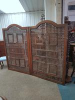 Antique Arch Top Screen (5 of 8)