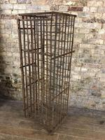 French Steel Wine Cage (4 of 4)