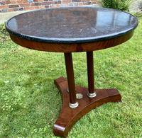 Mahogany Gueridon or Centre Table (3 of 5)