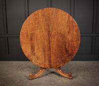 Walnut Breakfast Table By Holland & Sons (12 of 14)