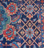 Antique Persian Hamadan Rug. Lovely Design (2 of 6)