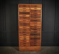 Large Pair of Haberdashery Cabinets (9 of 13)
