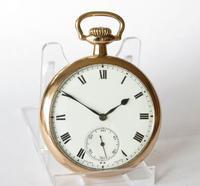 1930s Minerva Pocket Watch (2 of 4)