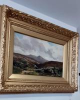 A Moorland Bridge - Oil Painting (5 of 5)