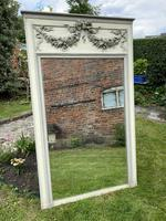 Painted Trumeau Mirror (6 of 6)