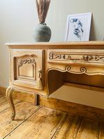 French Antique Style Desk / Dressing Table (4 of 6)