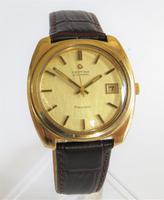 Gents 1970s Certina President Wrist Watch (2 of 5)