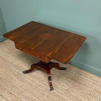 Beautiful Victorian Mahogany Antique Sofa Table (2 of 8)