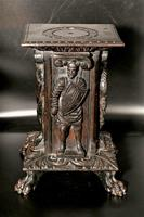 Late 19th Century Square Section Jacobean Style Stand (3 of 4)