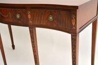 Antique Sheraton Style Mahogany Server / Side Table (5 of 12)