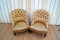 Mid-century French Chairs (2 of 5)