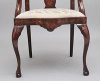 Early 19th Century Dutch Marquetry Armchair (6 of 12)