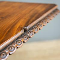 Chippendale Games Table (4 of 9)