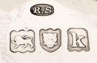 Antique Edwardian Sterling Silver Bowl 1905 (2 of 8)