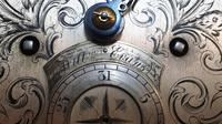 Outstanding Oak Grandfather Clock - William Evans (3 of 13)