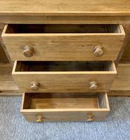 Large Antique Pine Dresser (13 of 16)